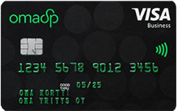 OmaSP Visa Credit