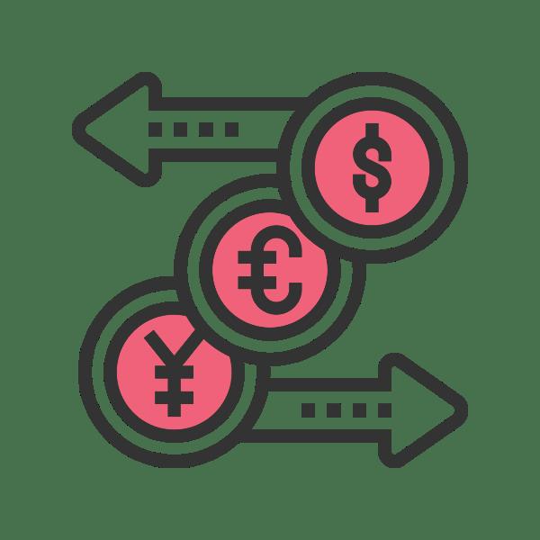 Utan valutapåslag