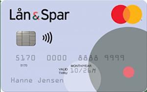 Lån&Spar Mastercard