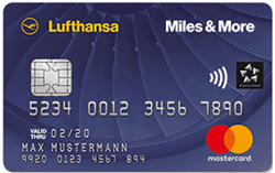 Lufthansa Miles & More Blue