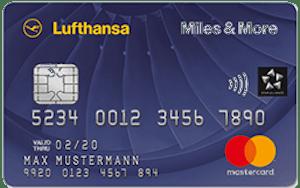 Lufthansa Miles & More Blue
