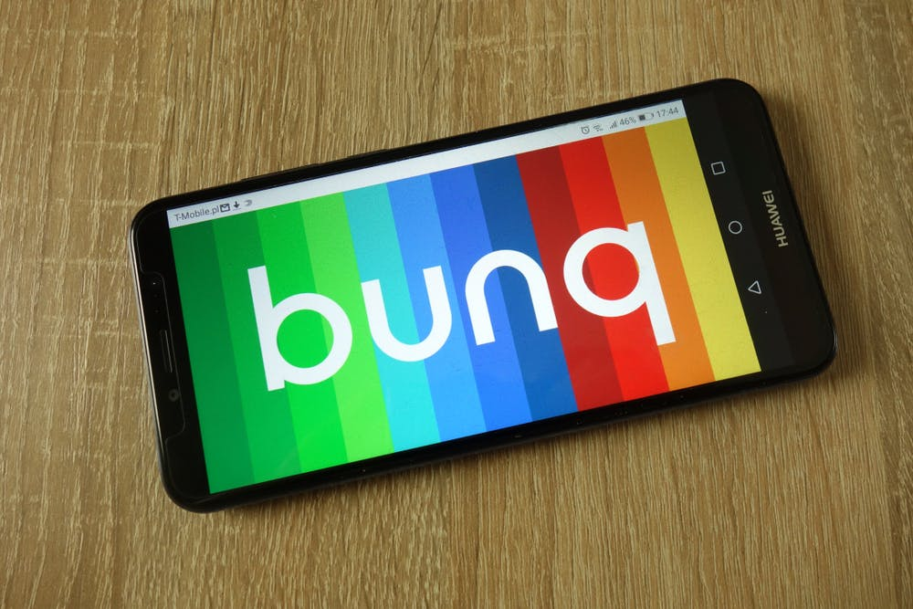 Bunq lanseras i hela Europa