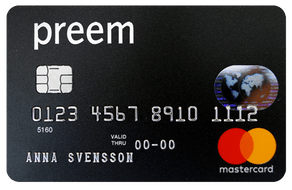 Preem Mastercard