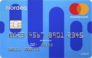 Nordea Luottokortti
