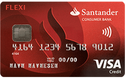 Santander  Flexi Visa