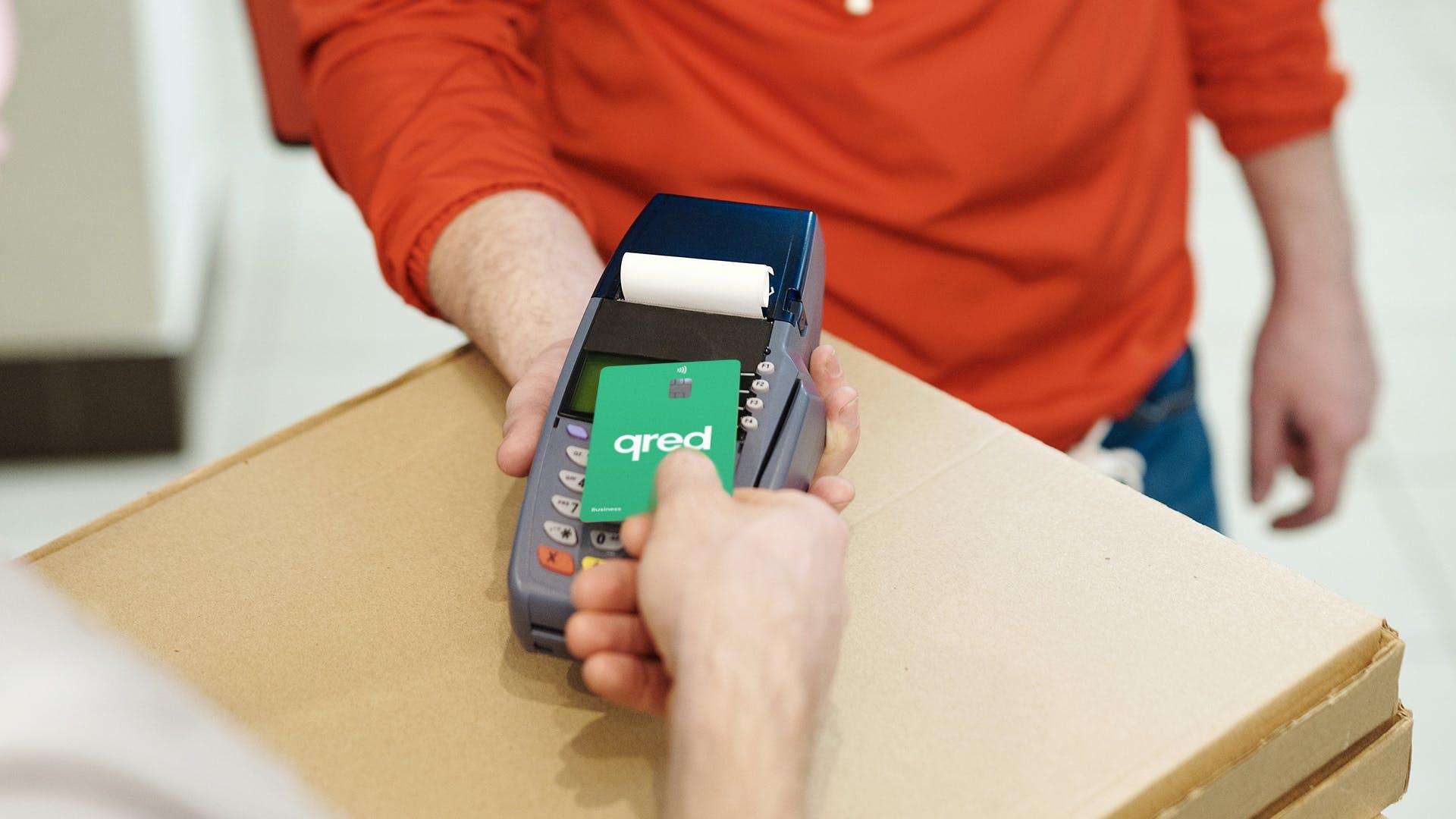 Qred lanserar kreditkort