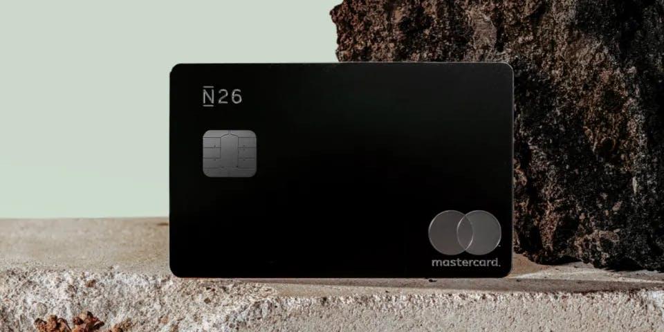 Brukerintervju om N26 Metal MasterCard
