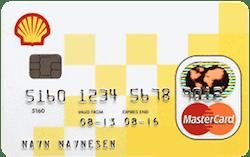 Shell Mastercard