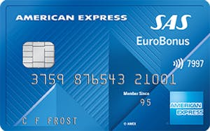 SAS Eurobonus Amex Classic