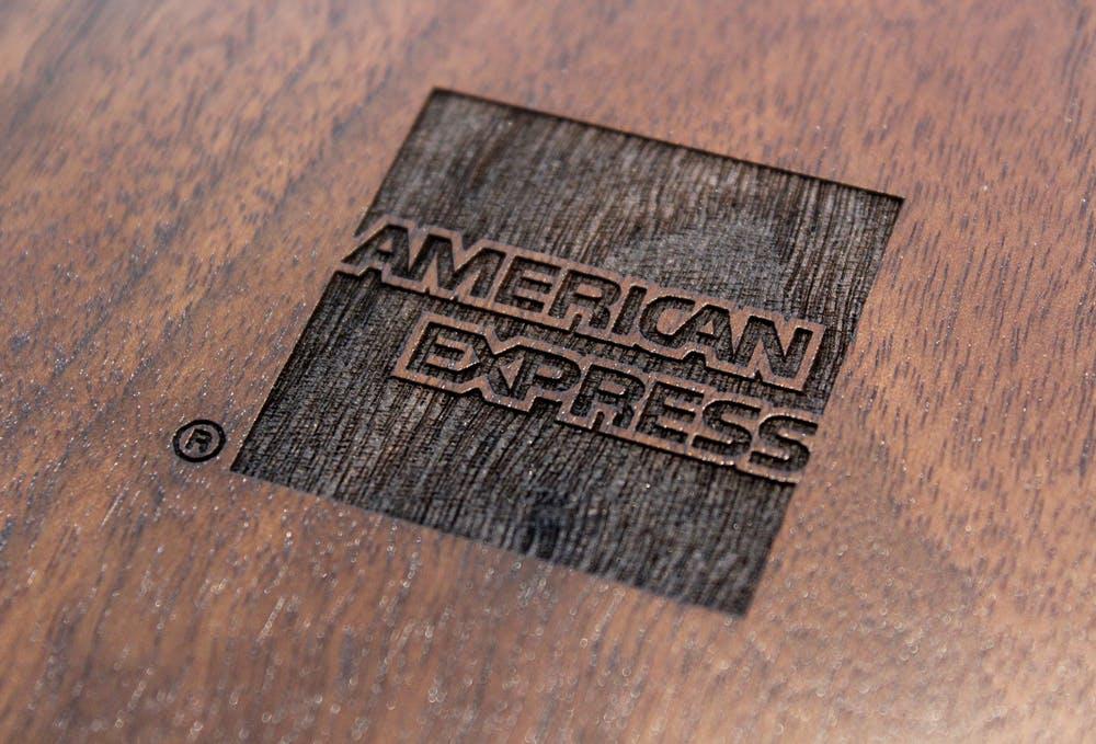 American Express logga