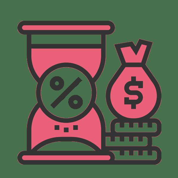 Lång räntefri betalning