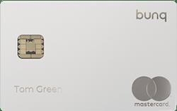 Bunq SuperGreen Card
