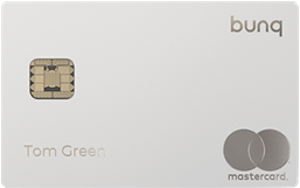 Bunq easyGreen Card