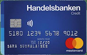 Handelsbanken Luottokortti