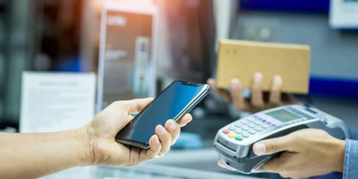 Mobiilimaksaminen yleistyy Suomessa