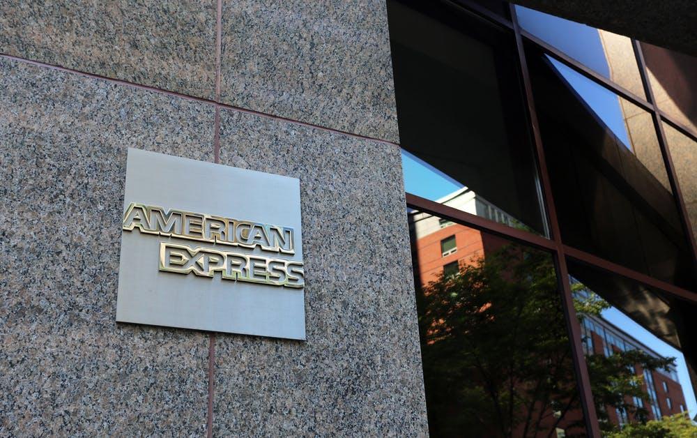 American Express kontor
