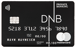 DNB Private Banking Mastercard