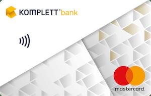 Komplett Bank Matercard