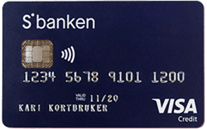 Sbanken Visa