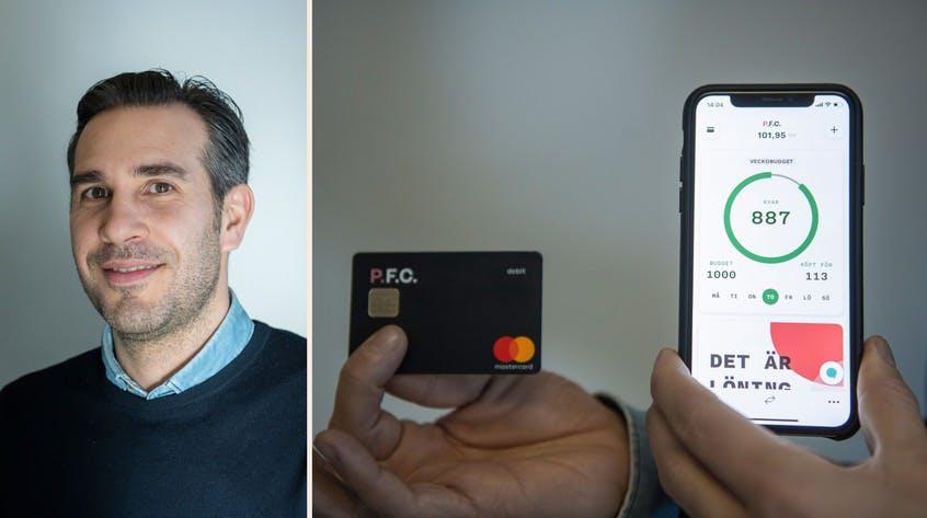P.F.C's grundare samt deras kort och app