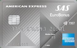 SAS EuroBonus Amex Elite