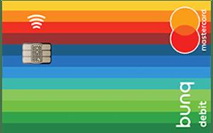 Bunq easyTravel Card