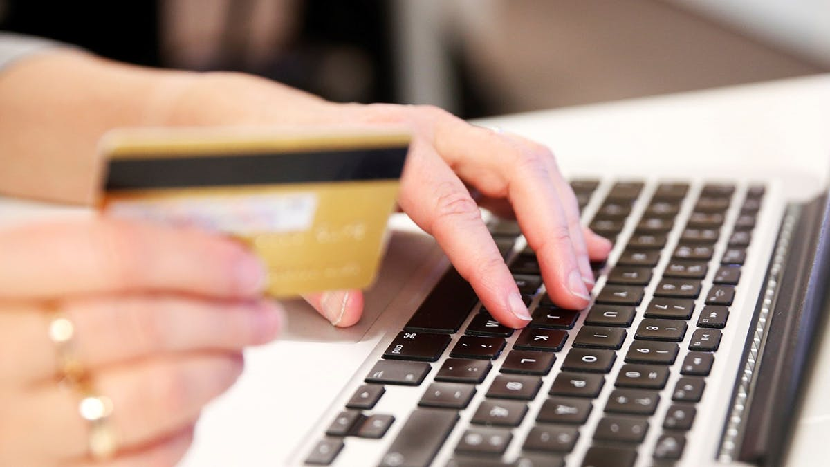 Näthandel med kreditkort