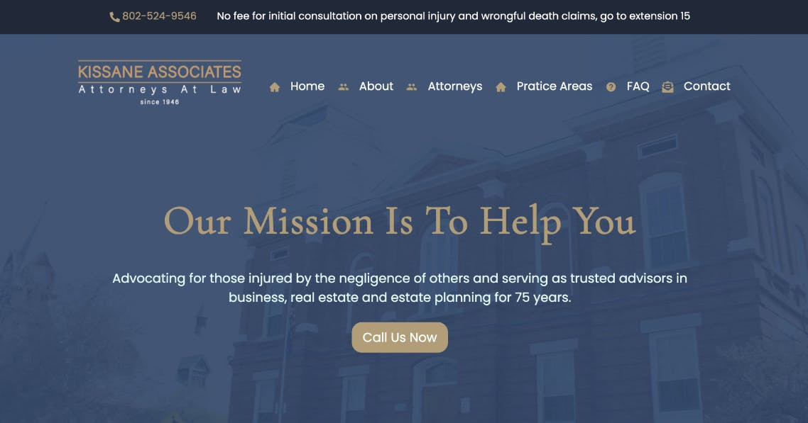 Law Firm Websites.