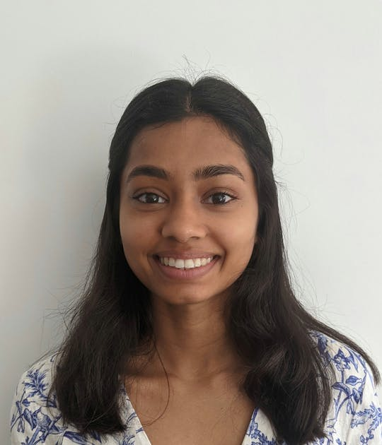 Medical Research Mentor, Aparna