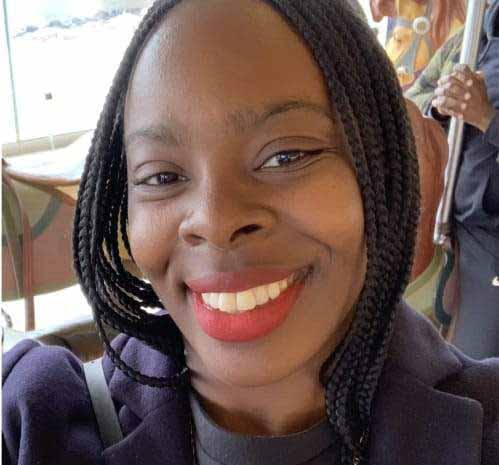 Picture of mentor, Rachel