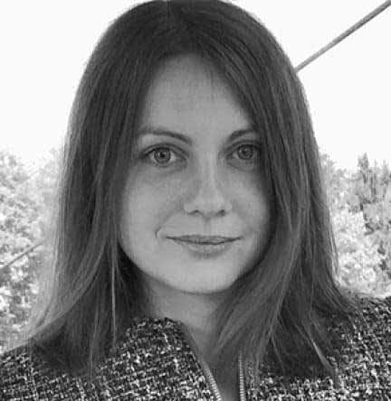 Picture of professor, Anna Krutiy