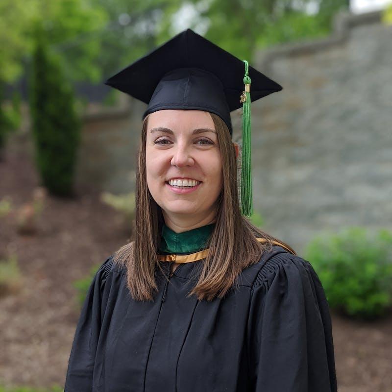 Headshot of Carli, sports medicine course mentor