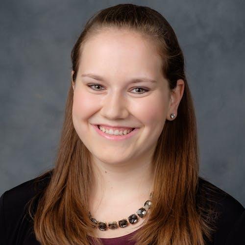 Decorative: Allie, Women's Medicine course mentor