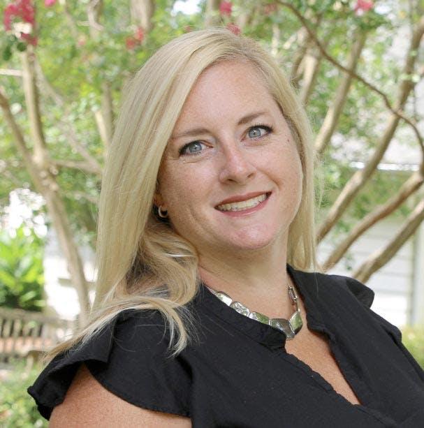 Headshot of Dr. Megan Rudock