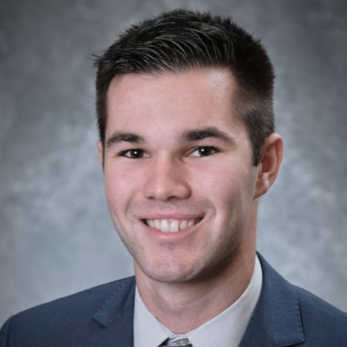 Headshot of Jack, Business course mentor