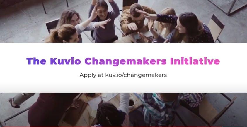 The Kuvio Creative Changemakers Initiative