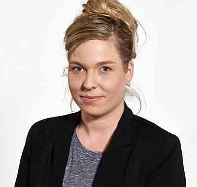Ágústa M. Jóhannsdóttir