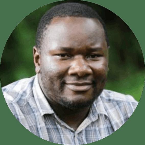 Anthony Wanyonyi, Treasurer of SOS SACCO, Kwara happy client