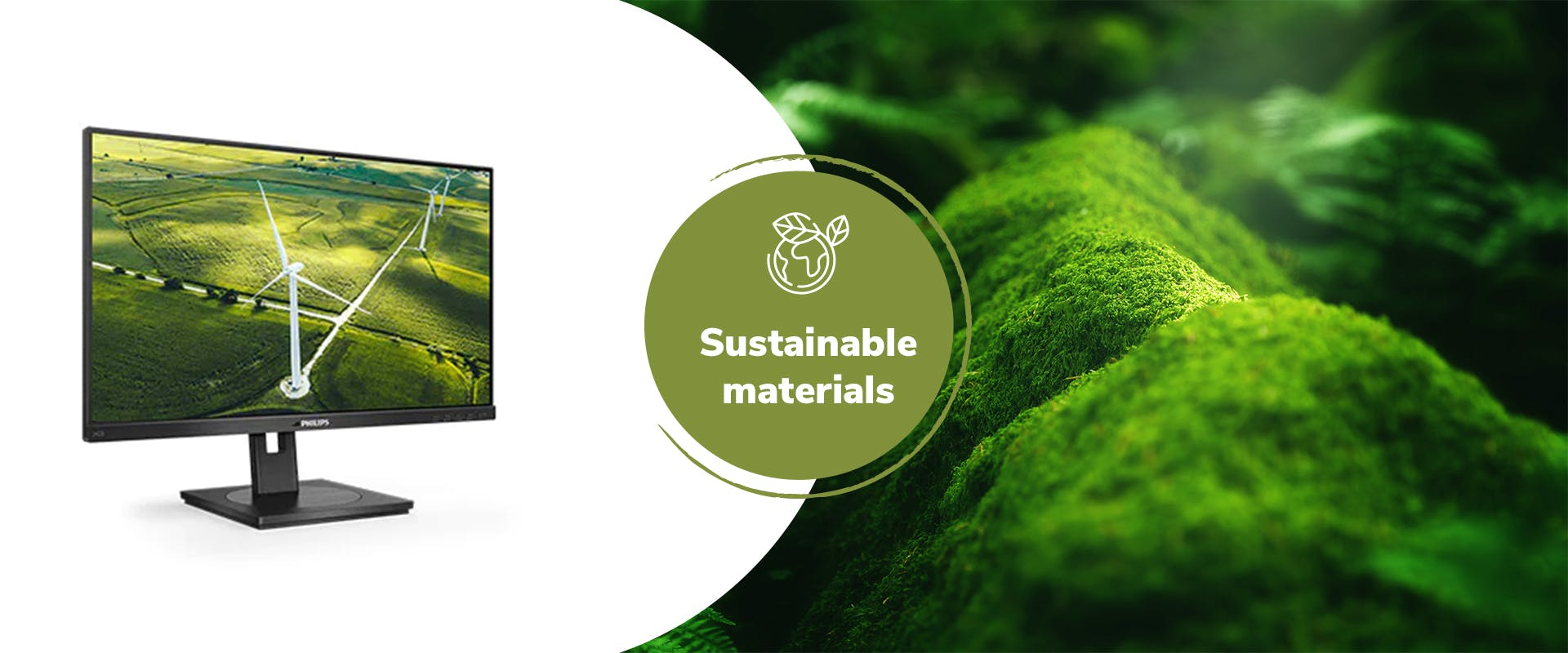 Philips Sustainable Displays