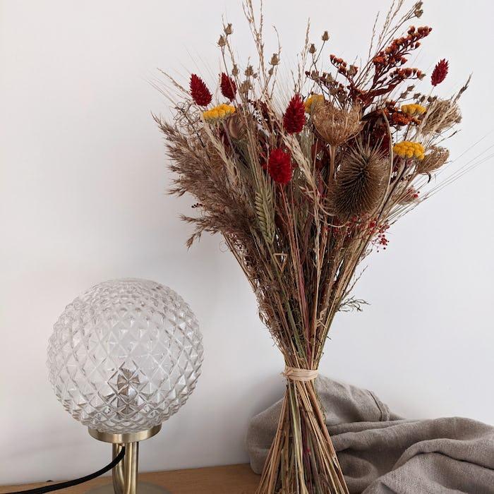 """Bouquet de fleurs séchées """"Euphorie"""""""