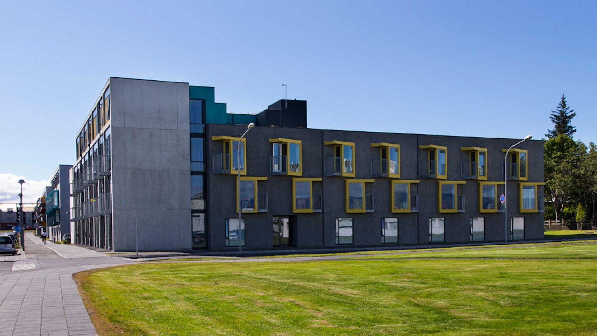 Stúdentagarðar