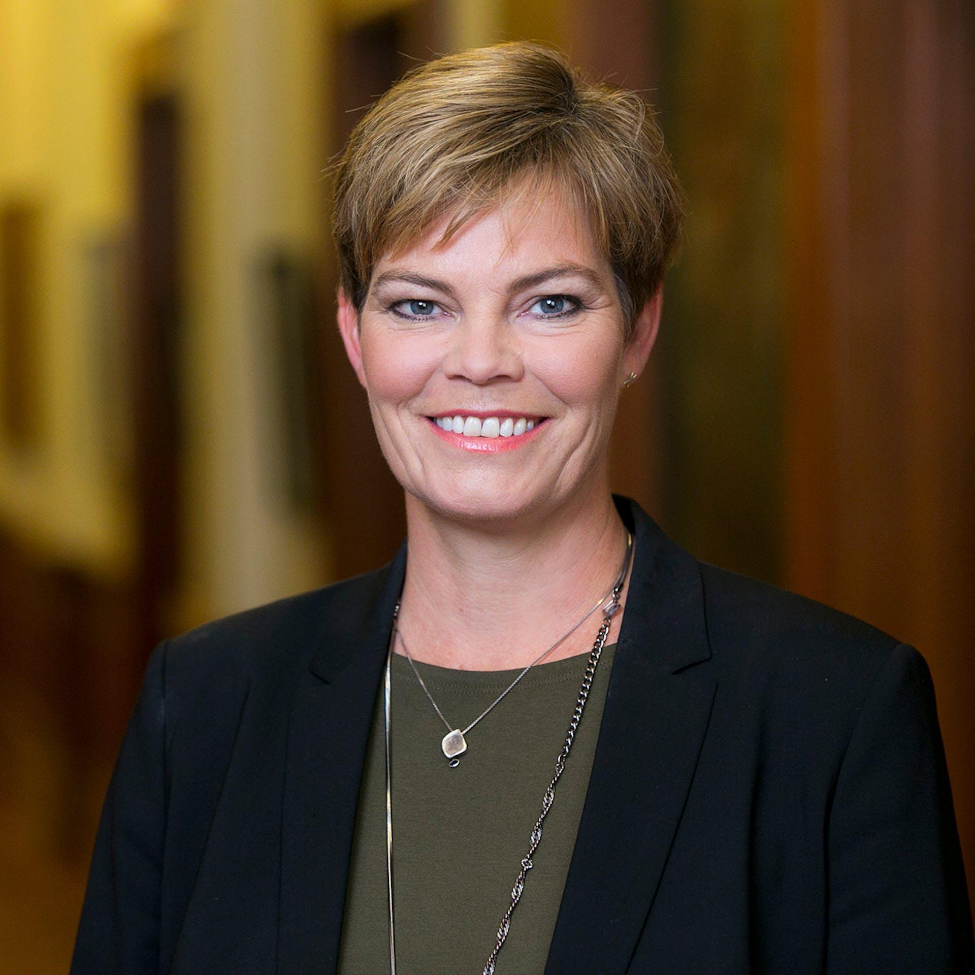Berglind Svavarsdóttir, vice-chairman