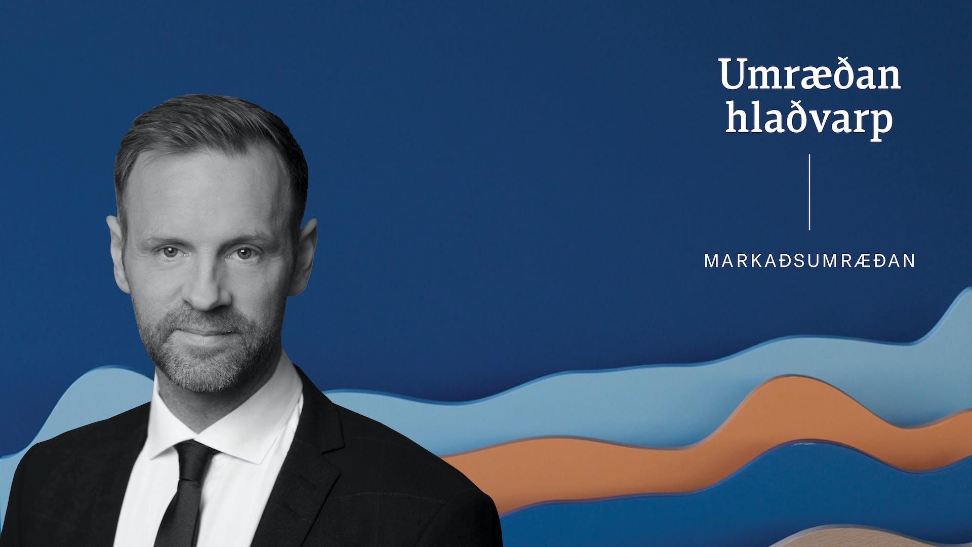 Markaðsumræðan Sveinn Þórarinsson