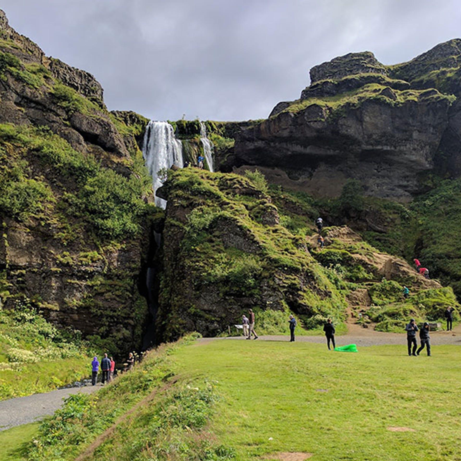 Ferðamenn á Íslandi