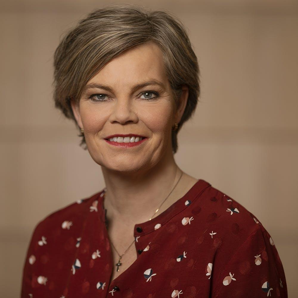 Berglind Svavarsdóttir, varaformaður