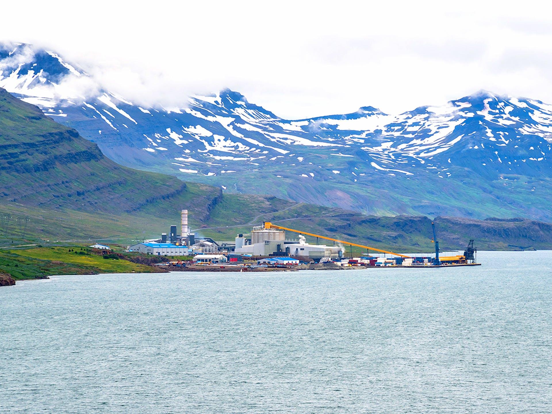 Álver í Reyðarfirði