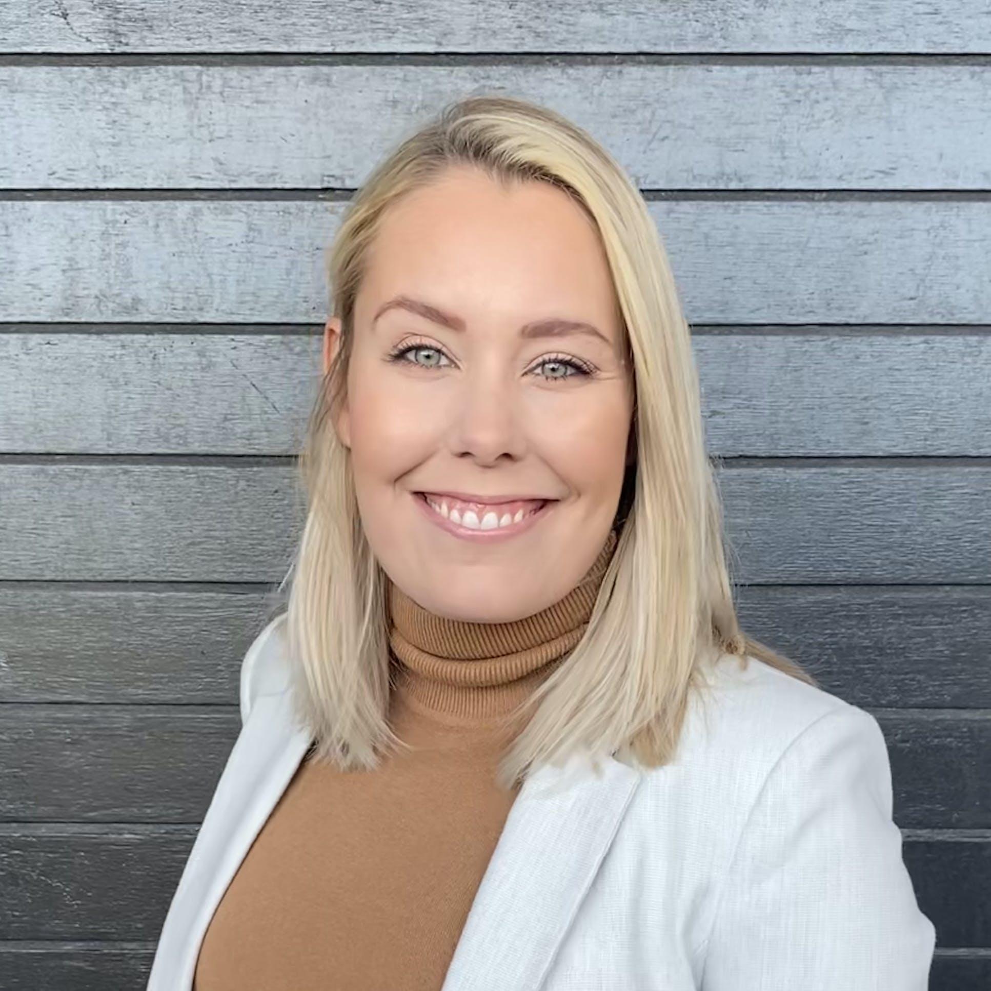 Edit Ómarsdóttir, verkefnastjóri hjá Icelandic Startups