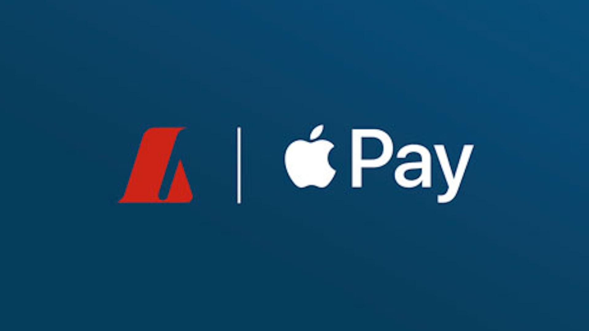 Landsbankinn + Apple Pay