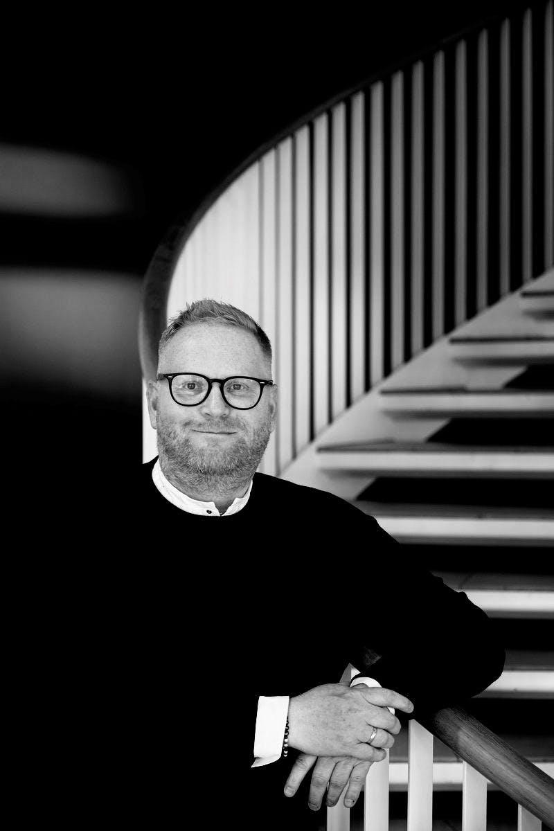 Einar Hermannsson, framkvæmdastjóri SÁÁ