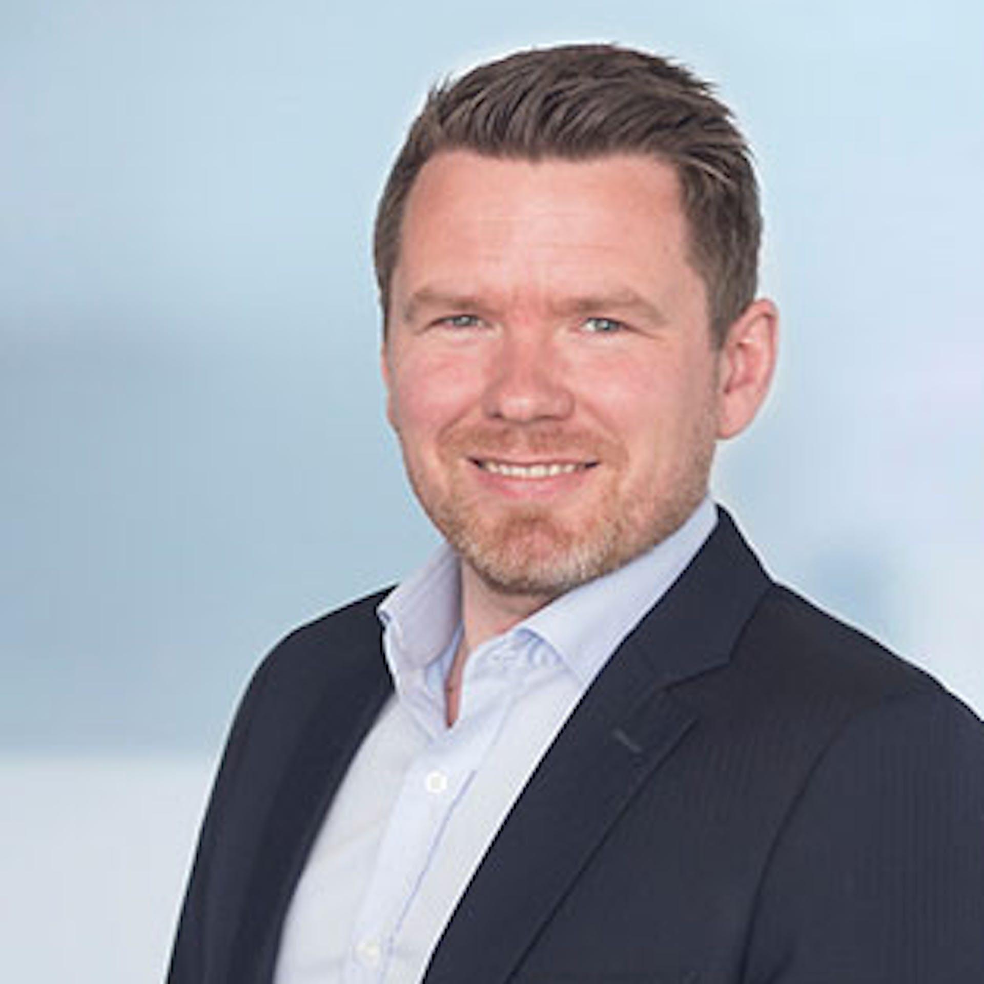 Halldór Kristinsson, forstöðumaður hjá Landsbréfum